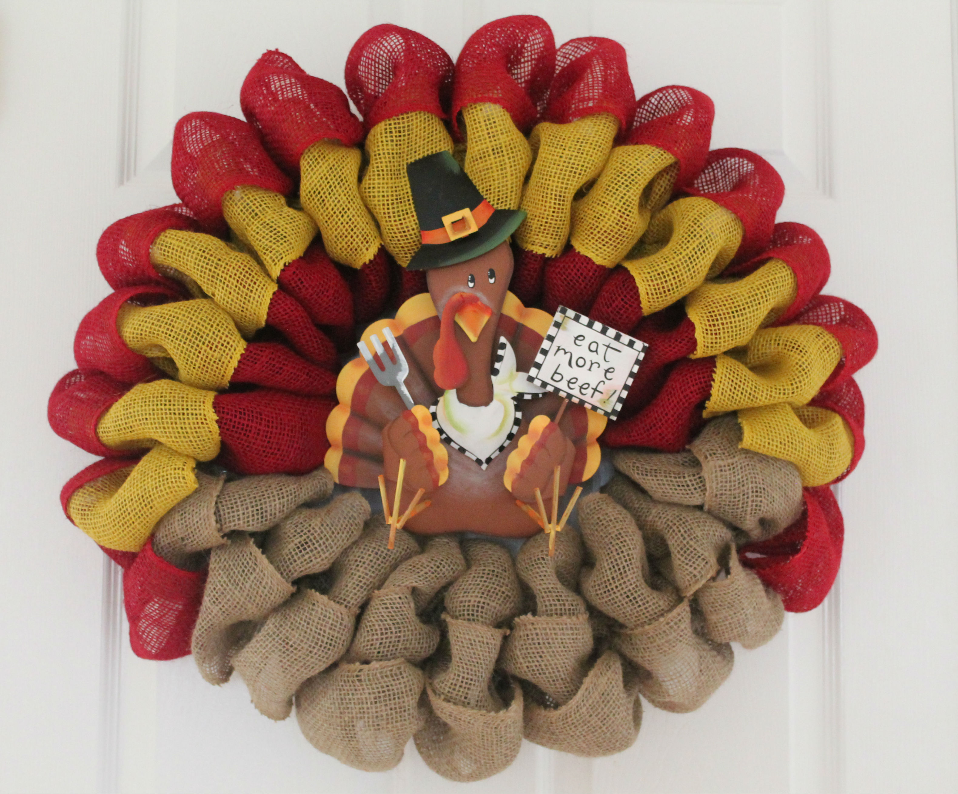 Decorating Ideas > Re Pretty Christmas Wreaths  Page 3  Blogs & Forums ~ 115403_Qvc Thanksgiving Decorations