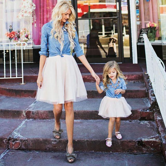 Family-Match-Denim-Clothes-Skirt-set-Women-Kid-Mother-Daughter-Denim-Coat-Tutu-Skirt-Outfits-Set.jpg_640x640.jpg