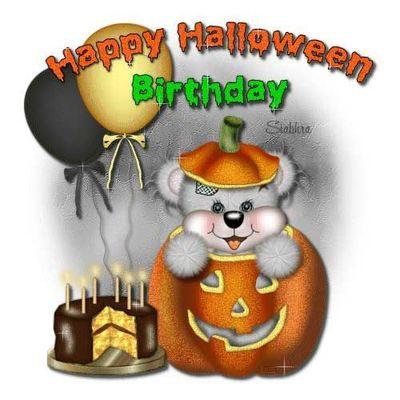 happy birthday images with halloween , 500+ Happy Halloween Birthday Images Pictures & Hallow___.jpg