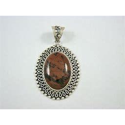 coffee obsidian pendant.jpg