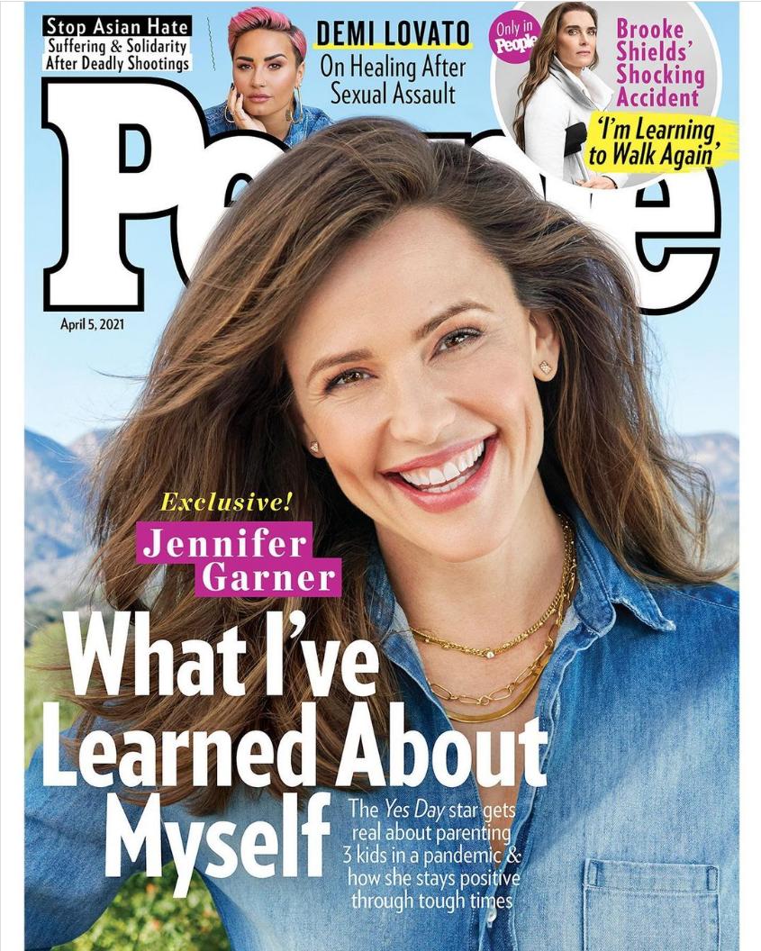 "Screenshot_2021-03-25 People Magazine on Instagram ""Like many parents, Jennifer Garner had to adjust to sheltering at home [...].png"