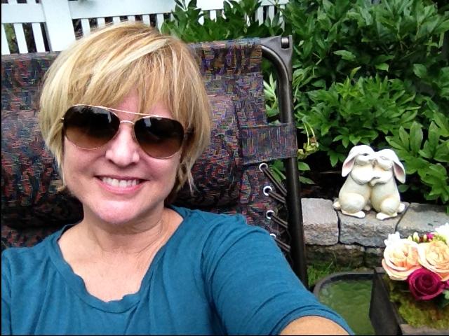 Get well garden selfieJuly1.jpg