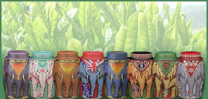 elephant tins