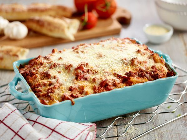 Touchdown Chili Dip Amp Bauer S Baked Ziti Here S