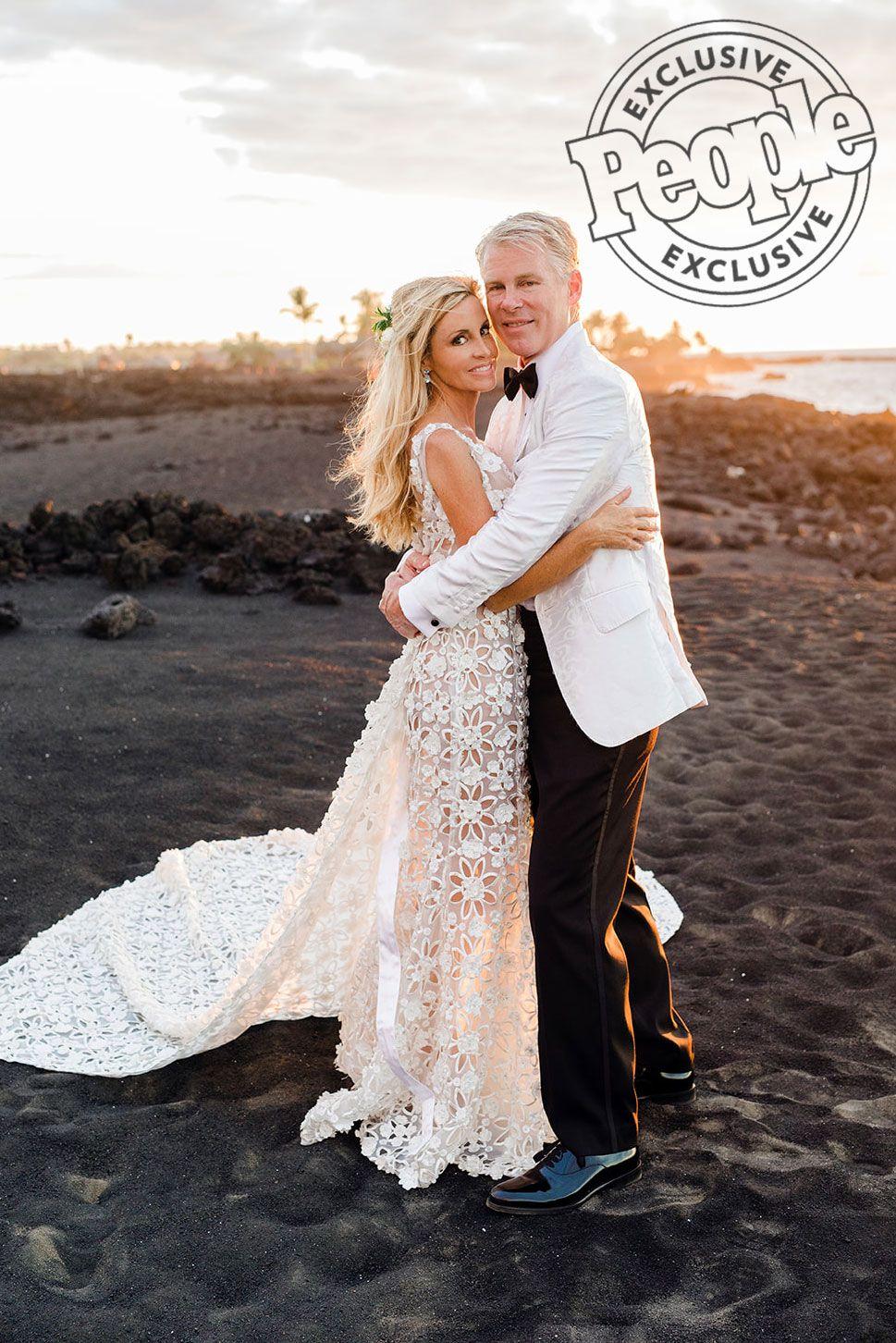 Camille Grammer S Wedding Dress Blogs Forums