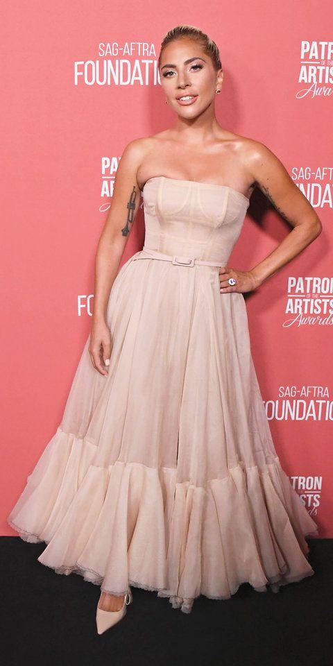 Lady Gaga In Dior - Blogs & Forums