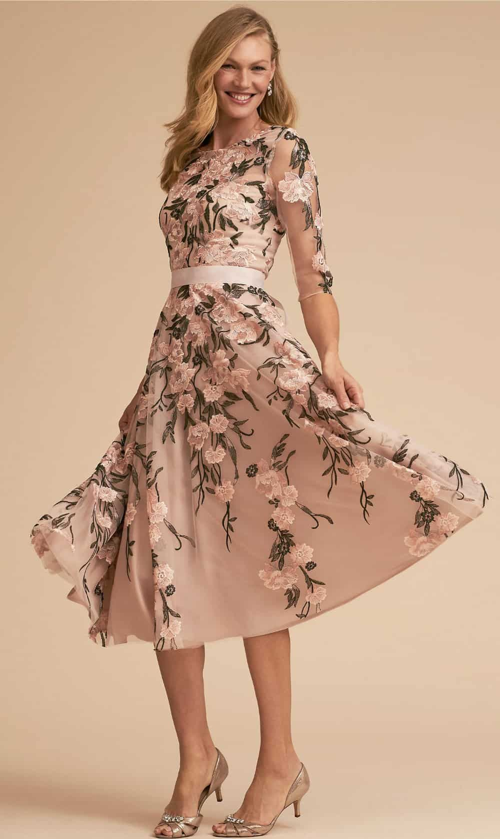 Tea-length-floral-dress-with-sleeves-for-mother-of-the-bride.jpg