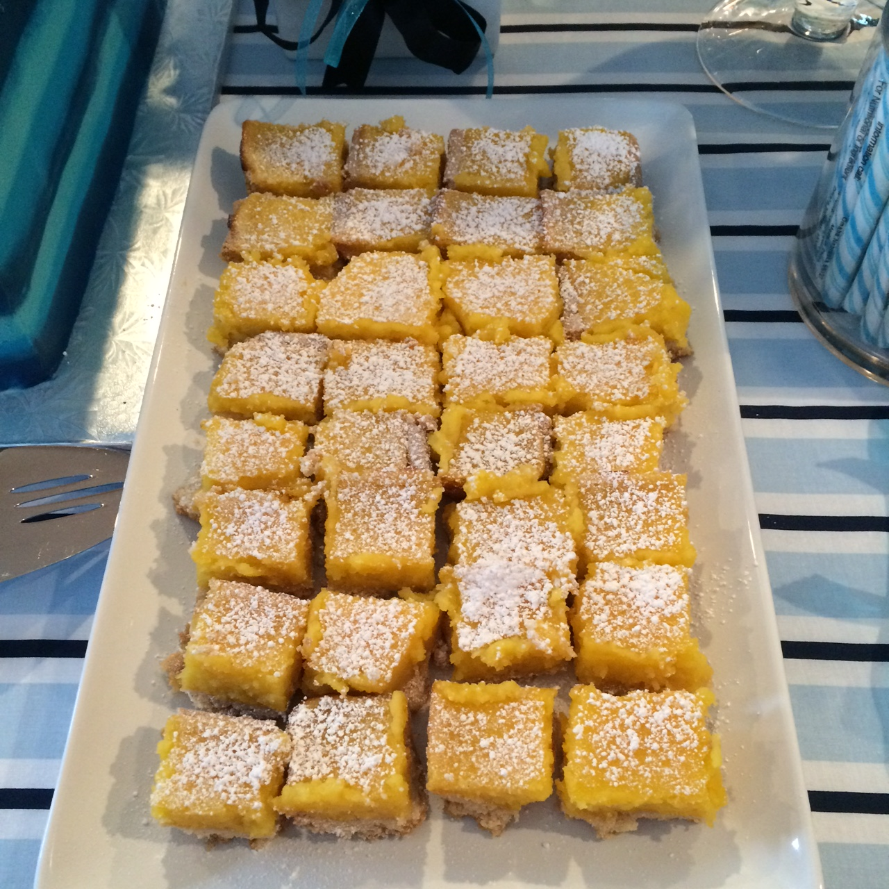Lemon Bars America S Test Kitchen