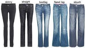 Unterschied zwischen bootcut and flare