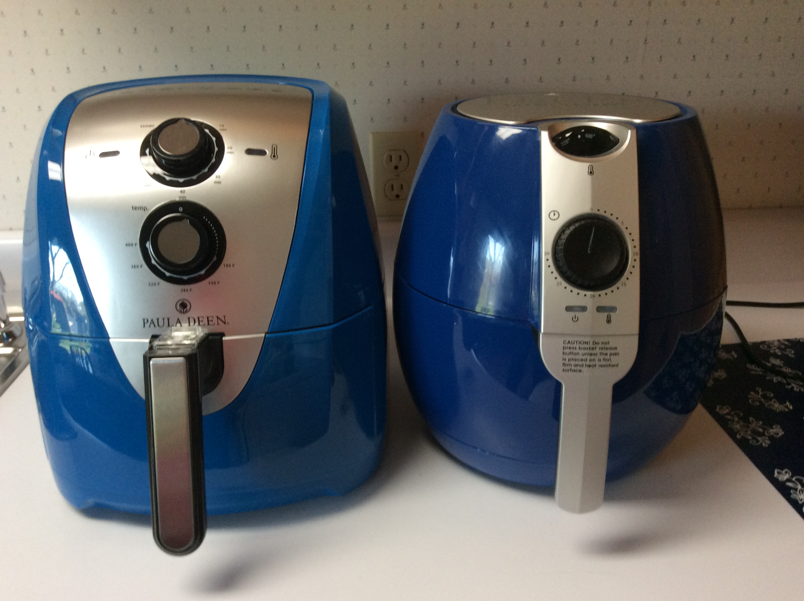 Paula Deen 5.3 quart Air Fryer - Blogs & Forums