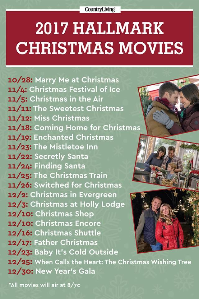 re hallmark new christmas movies starts tonight - Christmas Movies On Tonight